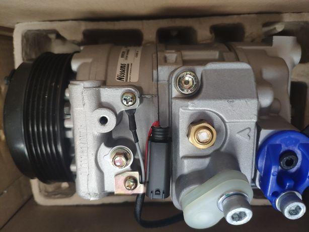 Nowy Kompresor klimatyzacji mercedes Nissens 89039