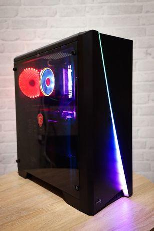 Мощный компьютер Ryzen 7, GTX 1070, 32gb для сложных задач, игр