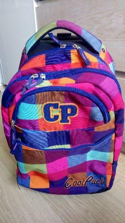 plecak CoolPack na kółkach z rączką do ciągnięcia