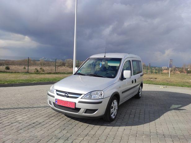 Opel Combo 1.6 gas/benzin