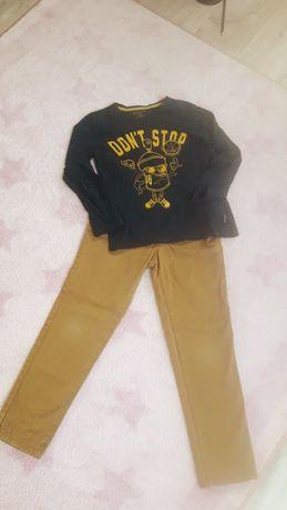 Spodnie Reserved roz.128 + gratis