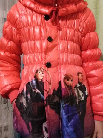 Куртка Эльза и Анна