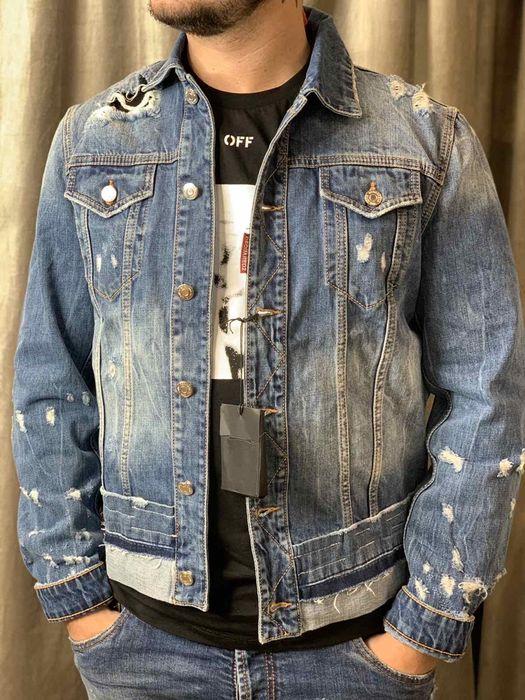 Куртка джинсовая Dsquared Киев - изображение 1