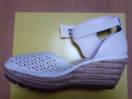 Sapato branco fly