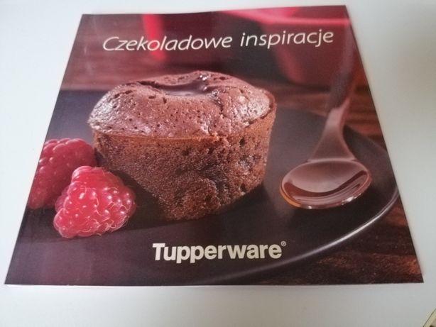 Czekoladowe inspiracje książka Tupperware przepisy