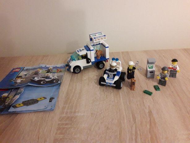 Sprzedam LEGO City 7279 + 7285