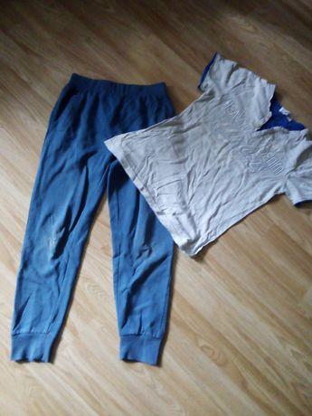 Spodnie dresowe 140