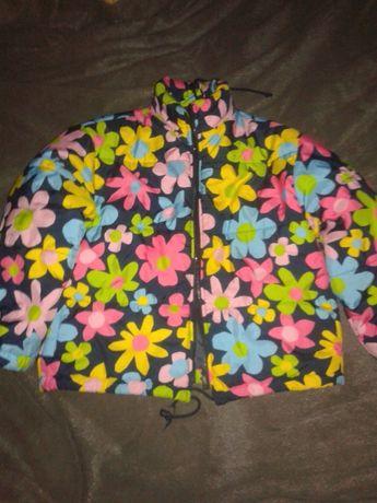 Продам куртки осень весна и зимнюю