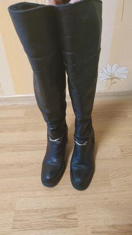 Ботфорти, жіноче взуття