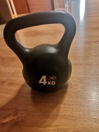 Kettleball ciężar hantla  4kg