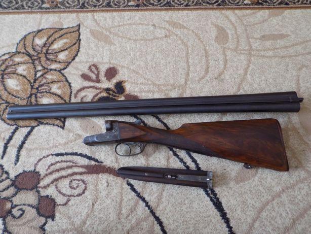Охотничье ружье sauer 12калибр