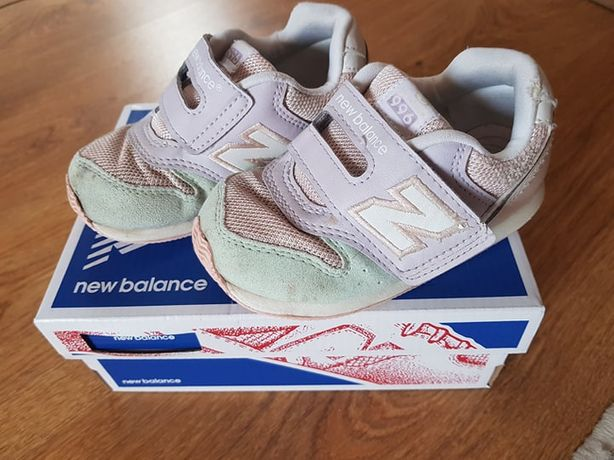 buty New Balance dziecięce roz 26 adidasy