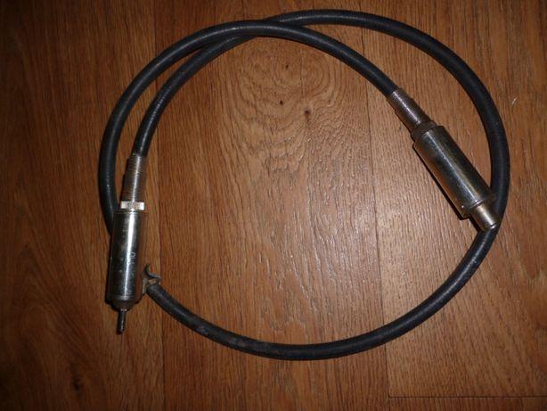 шнур кабель для радиоаппаратуры СССР СВЧ ? рк-75