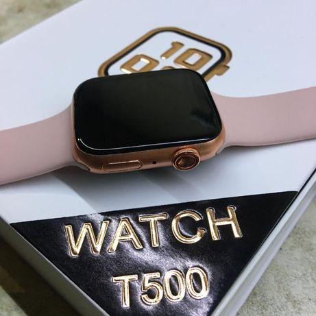 Смарт часы браслет Smart Watch Bracelet T500 лучшая версия Apple WWa