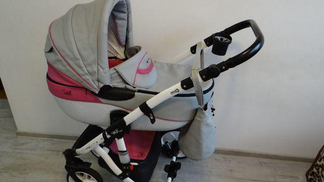 Wózek Milu Kids Castello 4 w 1