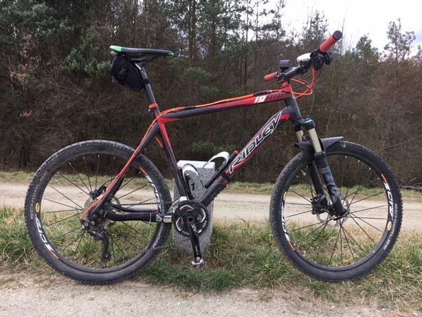 Rower MTB Ridley carbon 26' zamiana rower szosowy