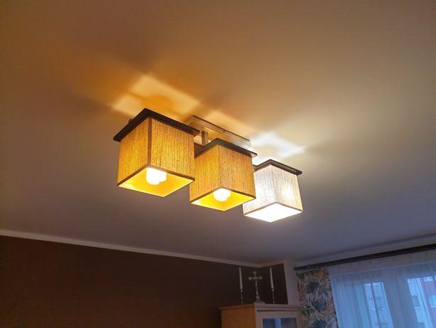 Lampa sufitowa / żyrandol /na 3 żarówki