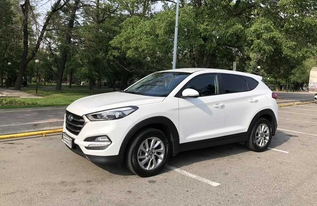 Продам Hyundai Tucson 2017 года