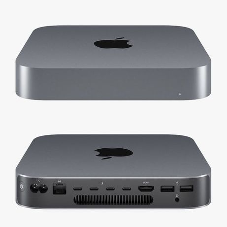 Mac mini 2018 com garantia e Monitor HP x2401