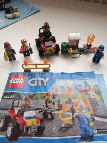 Lego 60088 Akcja gaśnicza