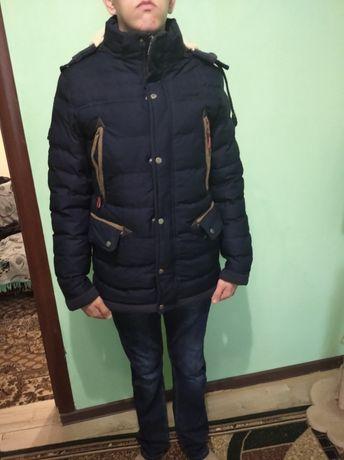 Куртки теплі чоловічі