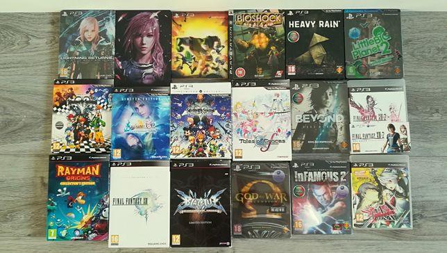 Vendo vários jogos para a PS3   Sony Playstation 3