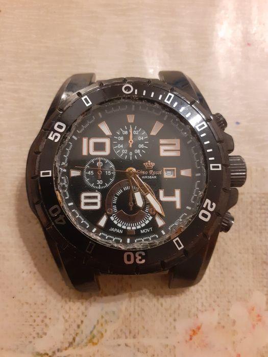 Zegarek męski Gino Rossi czytaj opis!!! Bzowiec - image 1