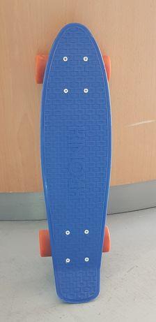 Skate Cor Azul Kronik