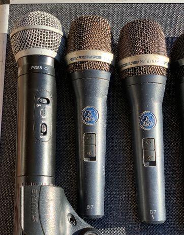 """Shure - AKG - Sennheiser - Electro-Voice - Remo Ambassador X 10"""" e 12"""""""