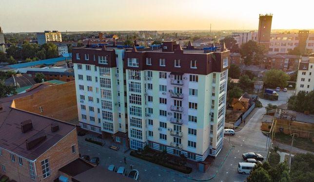 Нова простора квартира від забудовника, Ромни, Монастирська 4-Г