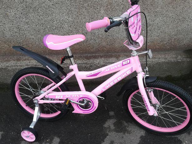"""Спортивный велосипед 18"""".Для детей от 5 лет и старше(рост 107 -139 см)"""