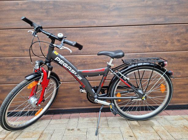 Rower dziecięcy Pegasus Avanti 3 Nexus  koła 24