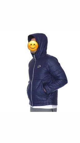 Новая куртка Nike Nsw Syn Fil Jkt Fleece Lnd, демисезонная