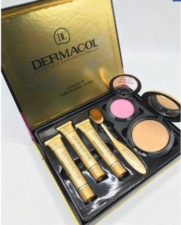 Набор тональній крем Dermacol Make-up 6 в 1 подарок 8 марта 14 февраля