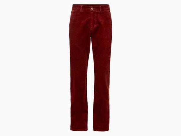 Оригинальные новые мужские вельветовые брюки 50 р. Livergy Германия