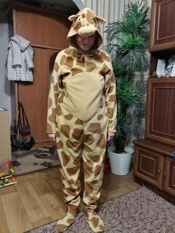 Новогодний костюм ЖИРАФ