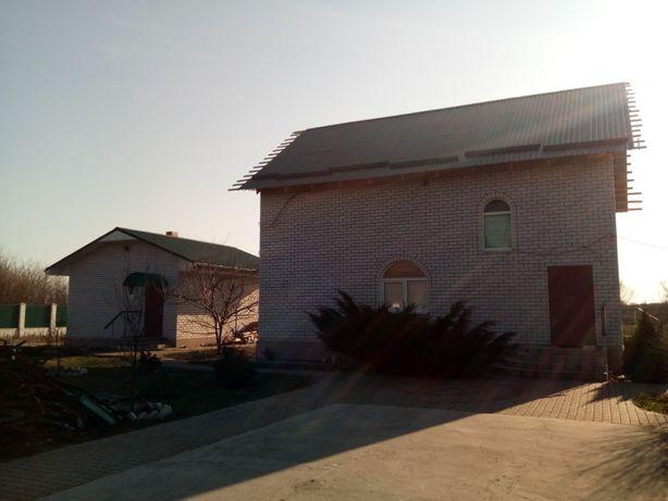 Продам дом 136 кв м и баню 70 кв.м