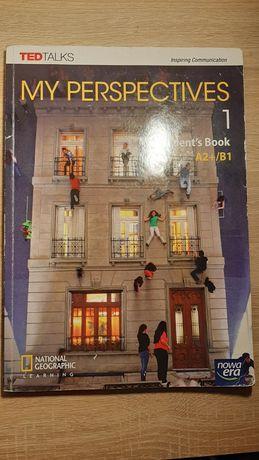 My perspectives 1 . Podręcznik do języka angielskiego