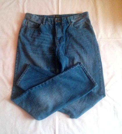 Spodnie meskie jeans London TU 36/34 vintage stone gap levi zara