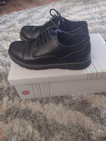 Buty komunijne, wizytowe, chłopięce rozmiar 32