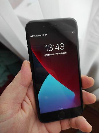 Iphone 7 Black Matte R Sim 32 gb работает как Neverlock