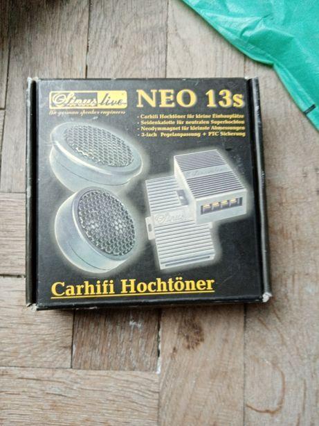 Nowy Głośnik Neo 13 s