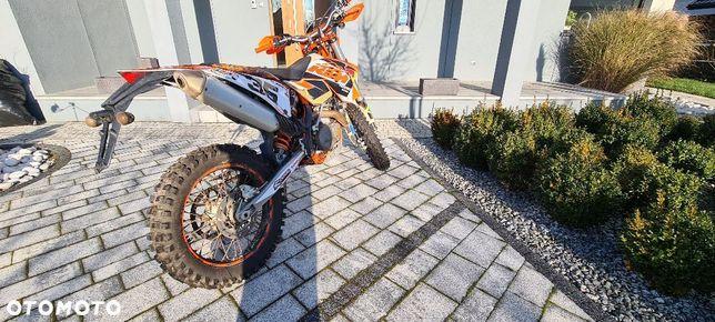 KTM EXC 450 zarejestrowany