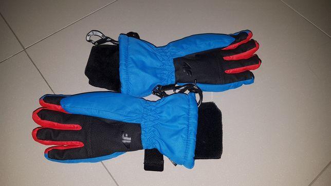 Rękawice narciarske chłopięce 4F roz M