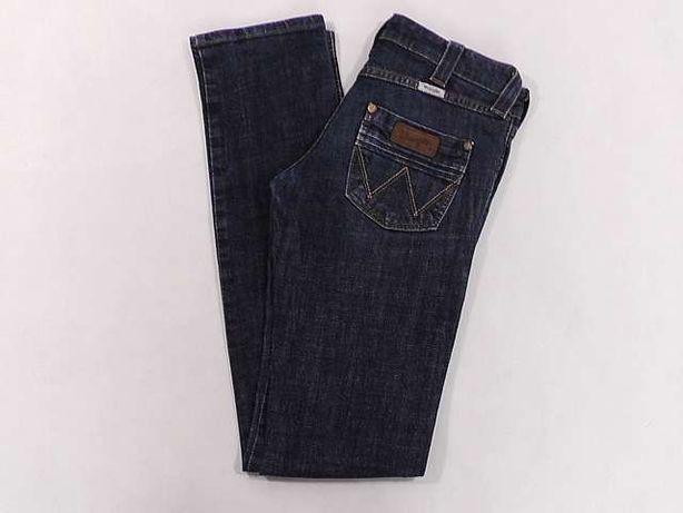 WRANGLER LIA spodnie damskie W26 L34 pas 72 cm