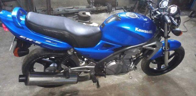 Kawasaki er5 2005r 27tys!! Polecam