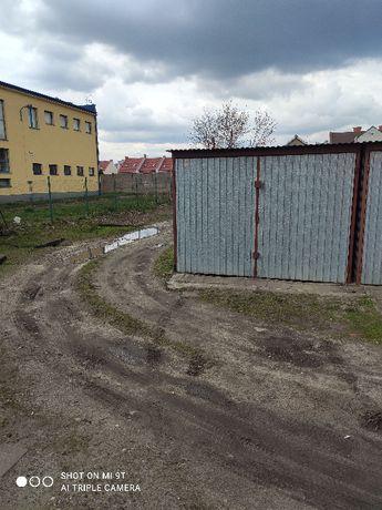 Garaż blaszak Koronowo