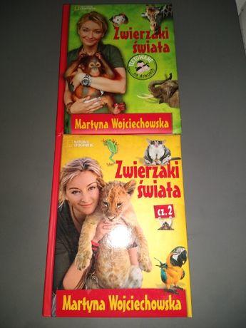 książki Martyny Wojciechowskiej
