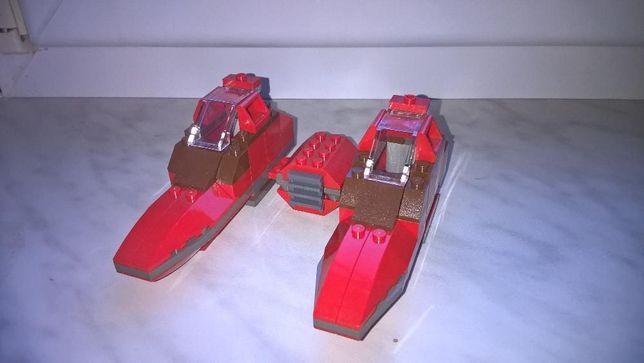 Lego 7119 TWIN-POD