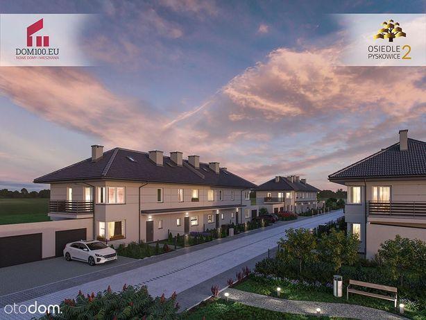 Segment na nowym osiedlu - 80 m.kw. + 40m poddasze